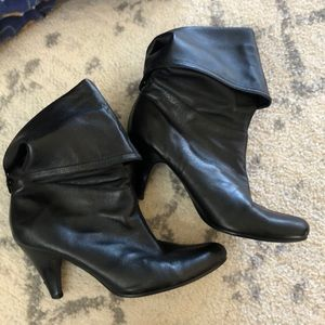 Express slouch booties